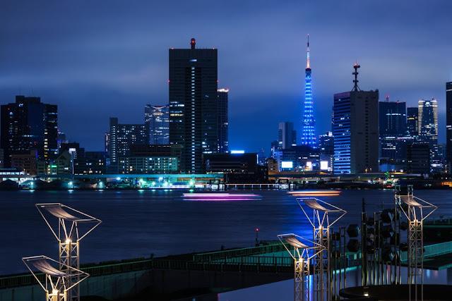 東京タワー・ダイヤモンドヴェール「プラネットグリーン」