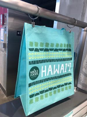 新しくオープンしたカカアコのホールフーズマーケット クイーン店限定のバッグ