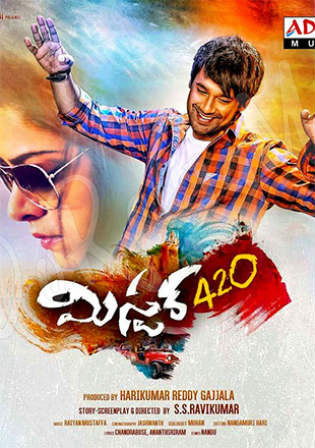 Mister 420 2016 HDRip UNCUT 350MB Hindi Dual Audio 480p