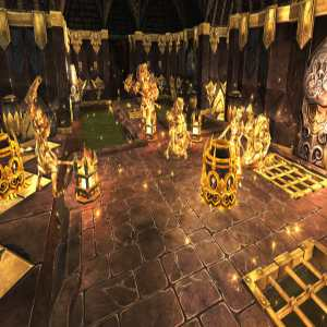 War For The Overworld Heat Of The Gold Setup Download