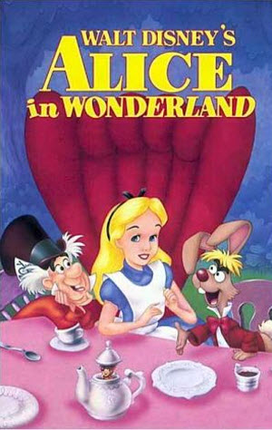 The Disney Quest: Alice in Wonderland