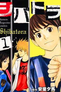 Shibatora – Truyện tranh