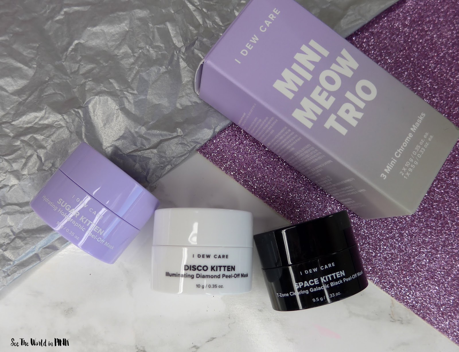 Memebox I Dew Care Mini Meow Trio