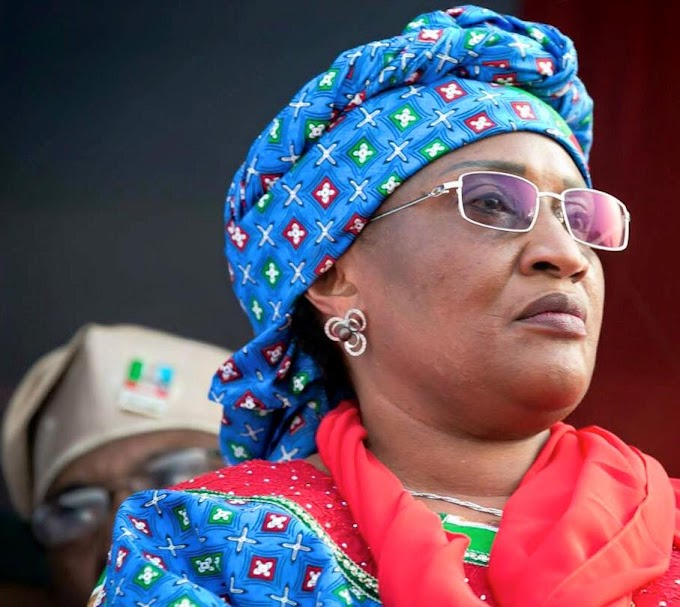 BREAKING NEWS: Mama Taraba Moves to Opposition party