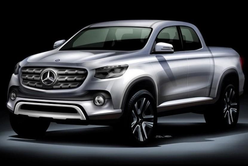 Mercedes-Benz Kalahkan Penjualan Mobil Mewah BMW