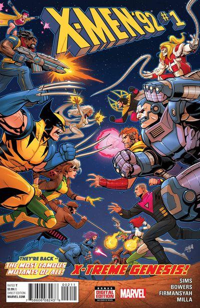 Mega Man #53 Pitilli Var   NEW!!!