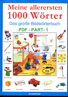 كتاب 1000 كلمة المانية Meine-allerersten-1000-Wörter