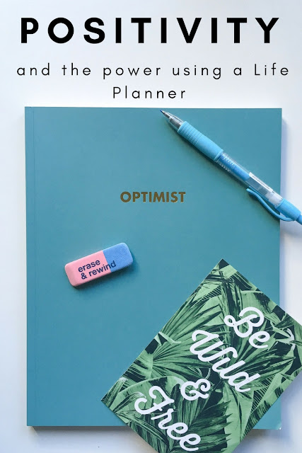 Power of using a life planner