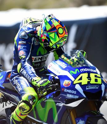 Rossi yang Semakin Tua dan Semakin Melemah