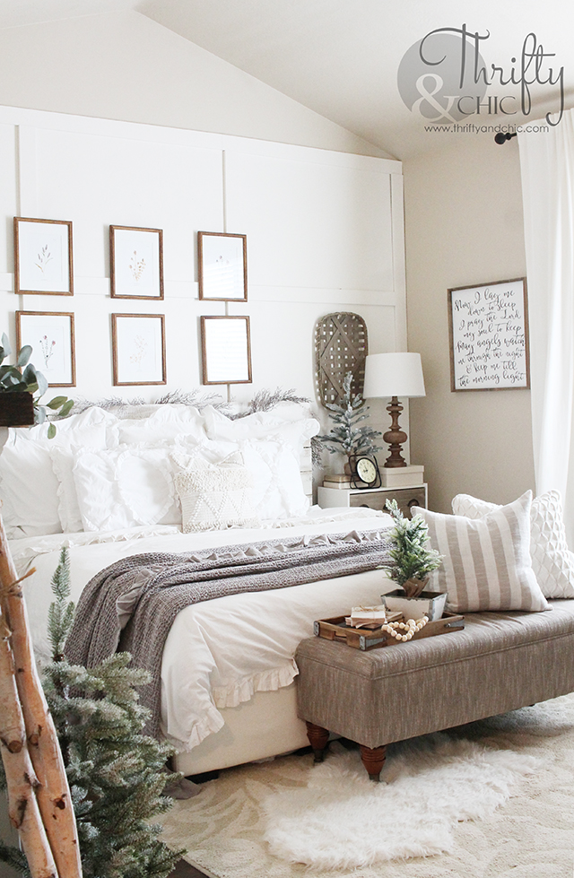 Creative and Thrifty Ideas for Bedside Tables (With images ...  Thrifty Bedroom Ideas