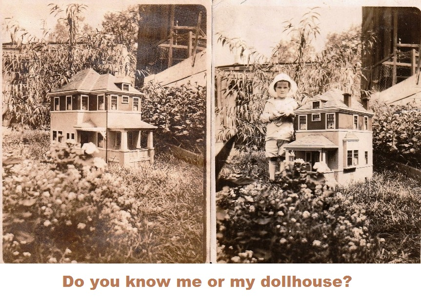 My Vintage Dollhouses