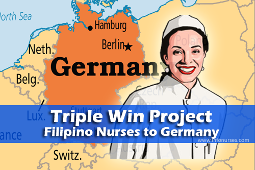 POEA hiring 300 nurses for Germany