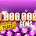 1 Millón de Gemas en la lotería | Dragon City