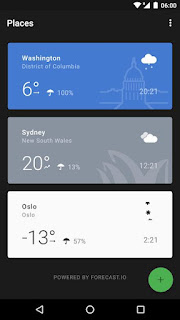 Weather Timeline Forecast v12.2.2 Full APK