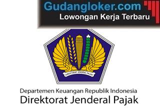 Lowongan Kerja PNS Ditjen Pajak (Direktorat Jendral Pajak)