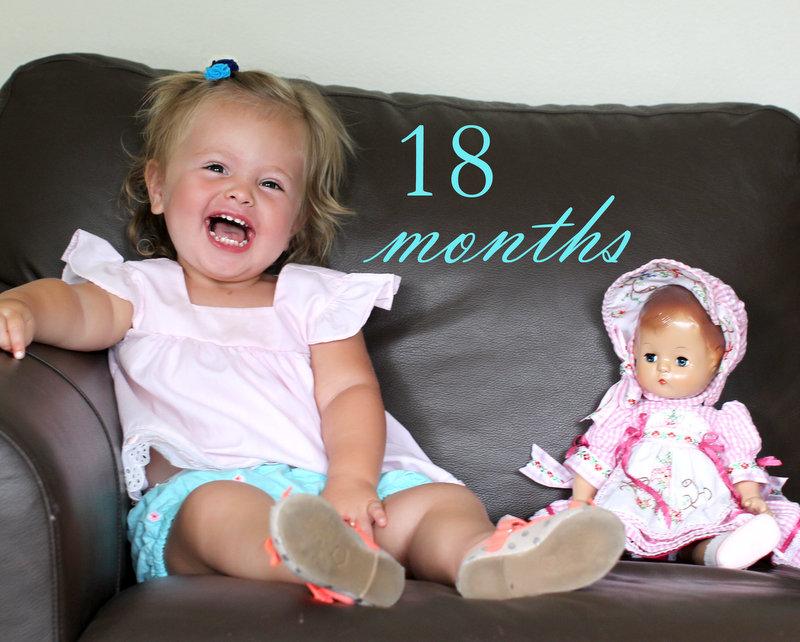 008455fb0 Happier Still  Juliet is 18 months  my baby is 1.5