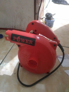 hand blower adalah alat untuk meniup balon bulat dengan diameter 60 cm-200cm