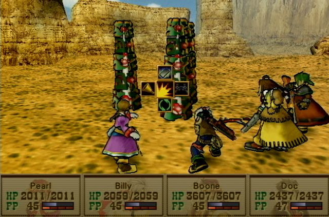 Wild Arms 3 screenshot 3