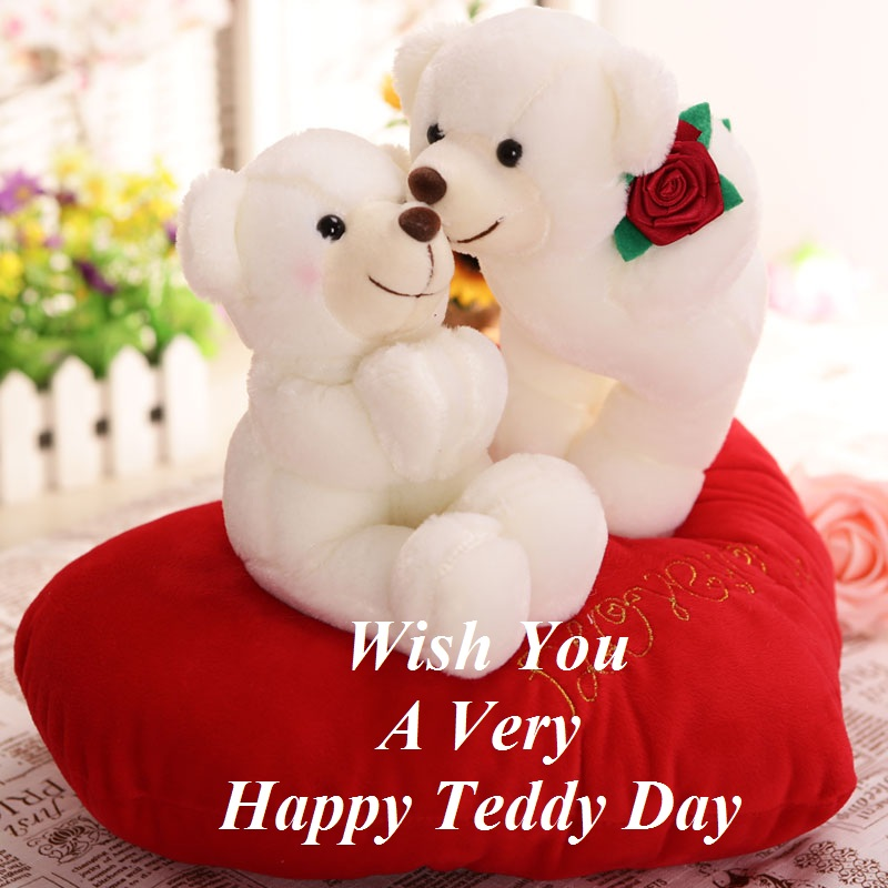 Happy Teddy Day 2019 Good Morning Wish Images Quotes Pics Download
