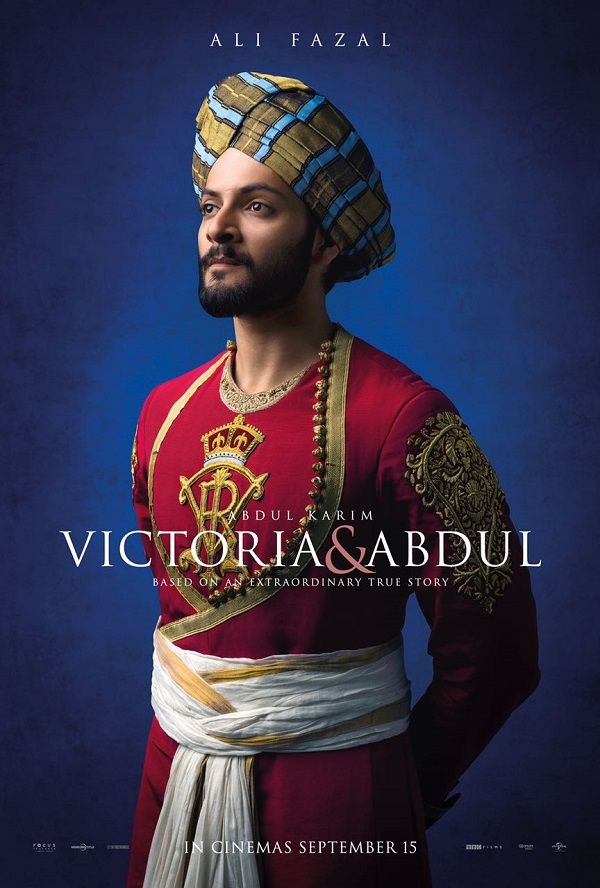 Victoria And Abdul 2017 Dual Audio Hindi 350MB BluRay 480p ESubs