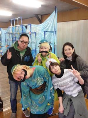 シンドバッド新メンバーでヨーソロー!!