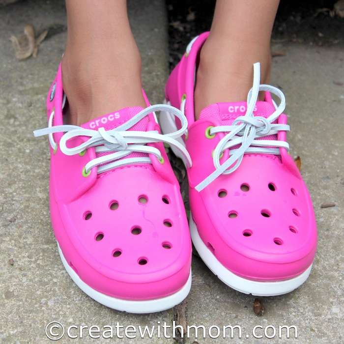 4930fdf75 Create With Mom  Crocs For My Little Crocs