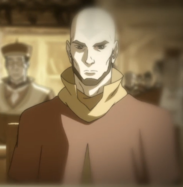 Avatar Ang: The Blog Of EspanolBot: Legend Of Korra: Adult Gaang