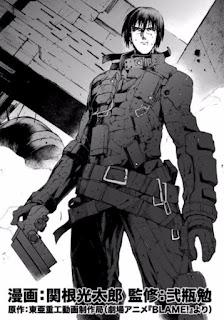 """Se acerca la batalla final del manga """"BLAME! Denki Ryoshi Kiki Kaiso Dasshutsu Sakusen"""" de Kotaro Sekine"""