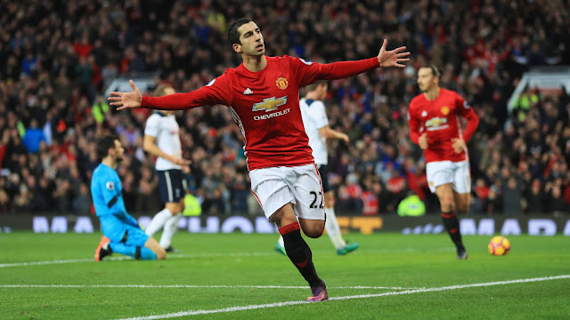£300,000-a-week Deal On Cards, Henrikh Mkhhitaryan closing in on joining Arsenal