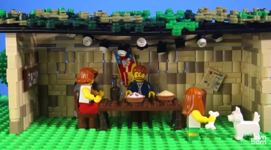 Jewish Humor Central: Wishing You a Happy Sukkot with the LEGO ...