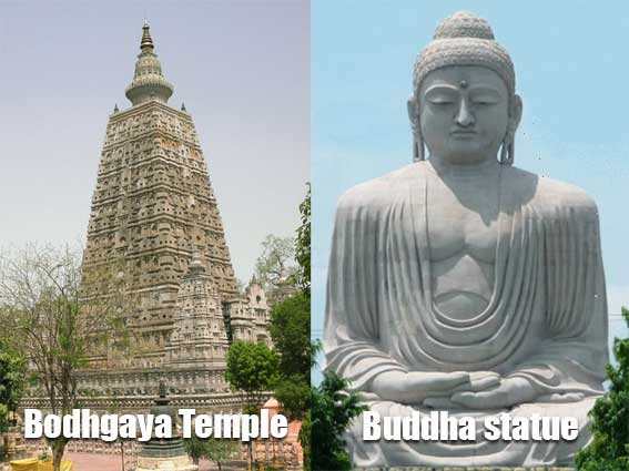 Early development of Buddhism