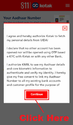 how to open a kotak bank account