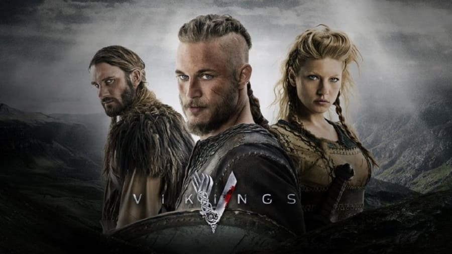 Vikings - 5ª Temporada 2017 Série 720p BDRip Bluray HD completo Torrent