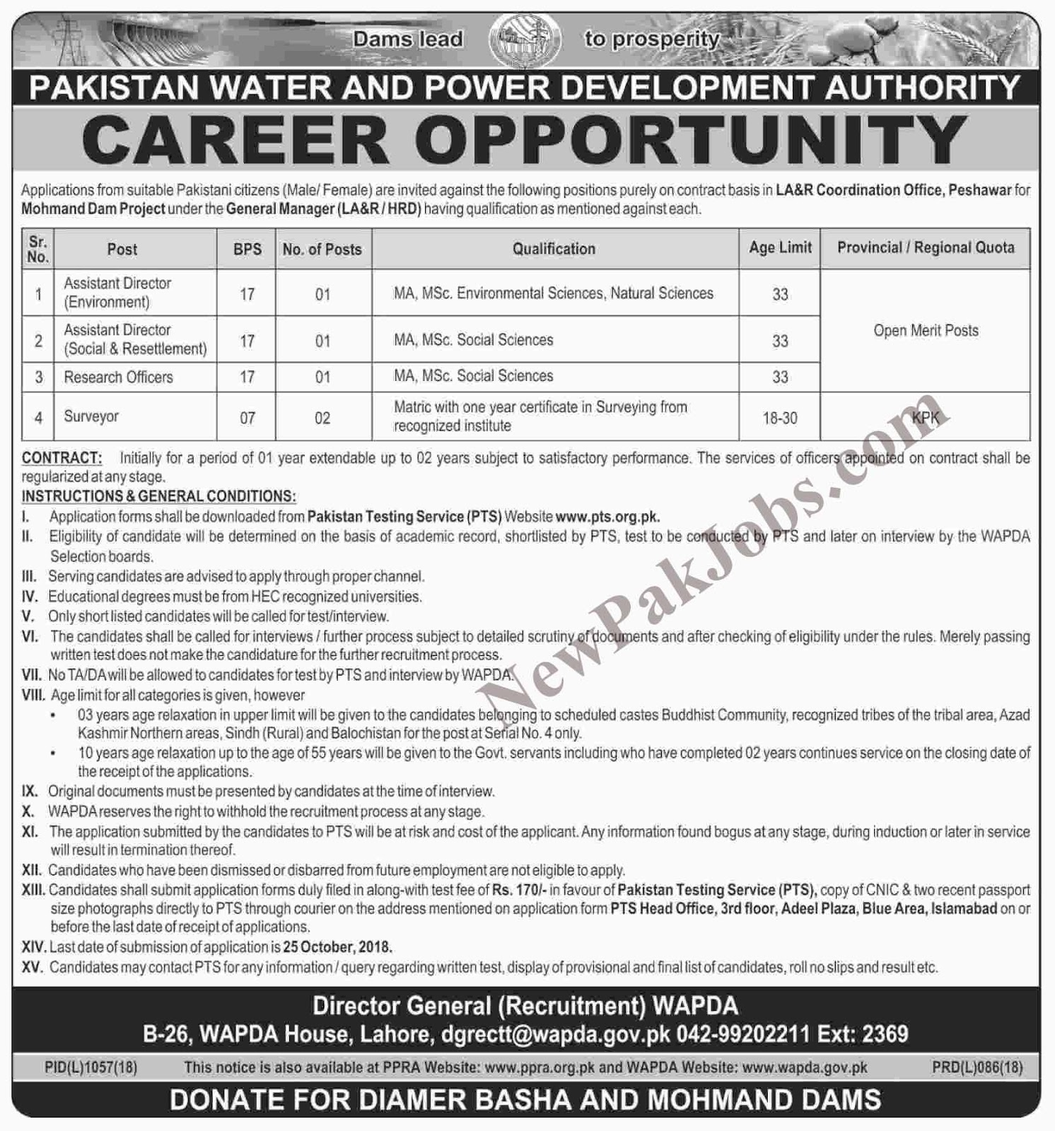 pts-jobs-in-wapda-oct-2018