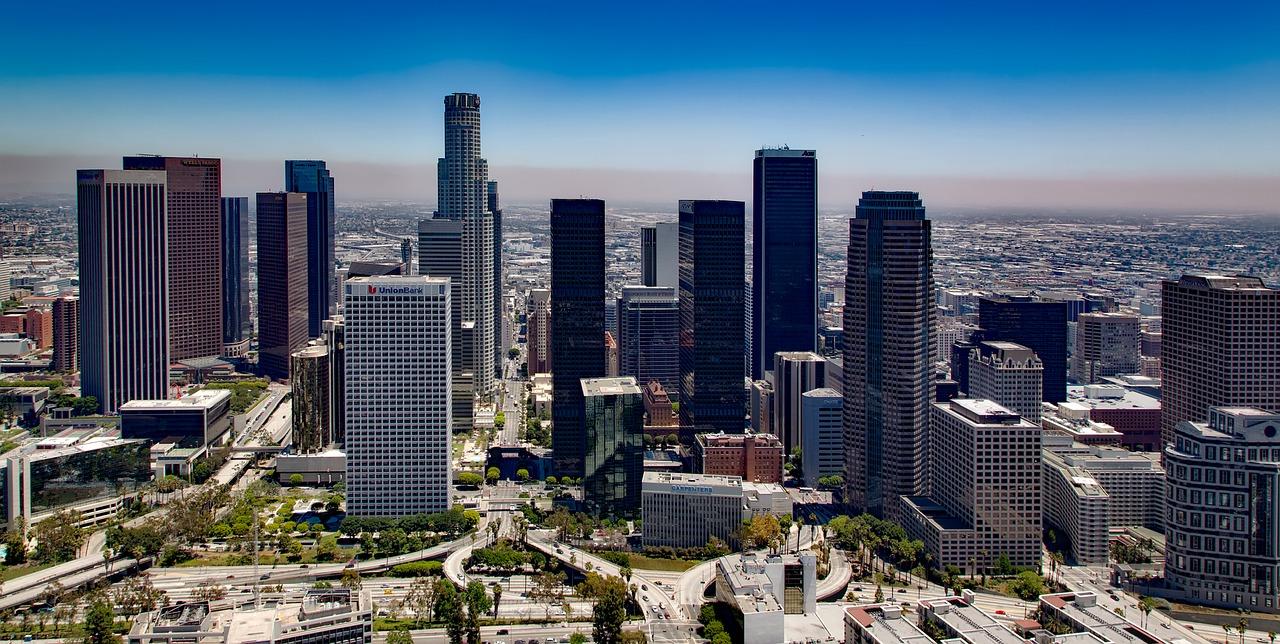 Imagem gratuita David Mark - Pixabay - Los Angeles
