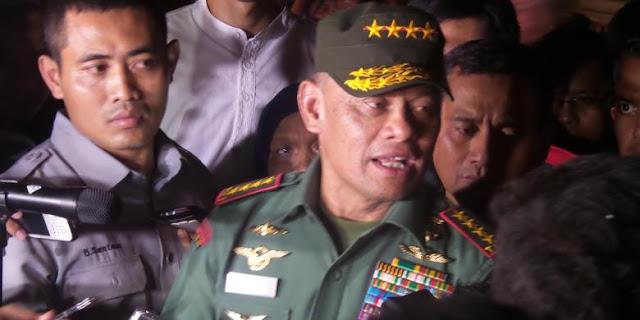 kapal-kapal Pengankut Batubara dilarang Ke Filipina, Panglima TNI: Biarkan Saja Filipina Mati Lampu