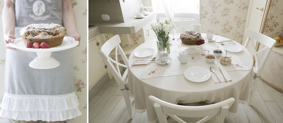Top arredare casa stile country chic ij74 pineglen - Stile shabby chic casa ...