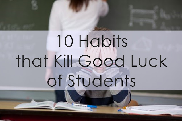 habits, students, school, tips