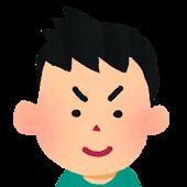男の子の顔アイコン 1
