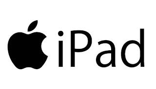 Apple iPad Logo Black Vector
