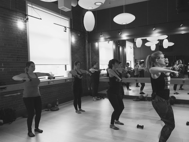 Barre class review