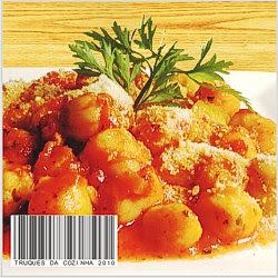 nhoque de batata com molho de tomate