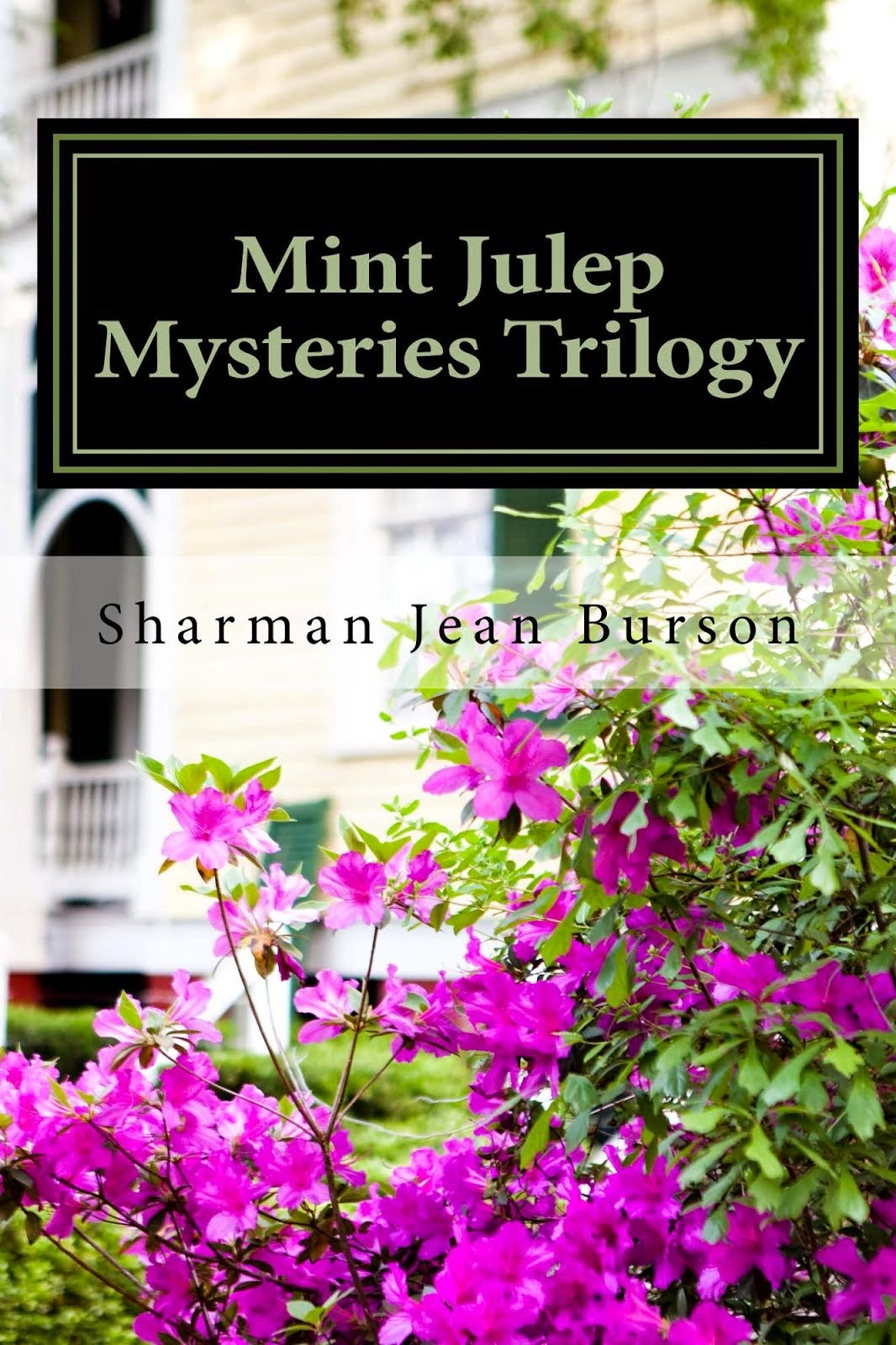 Mint Juleps and Murder Trilogy