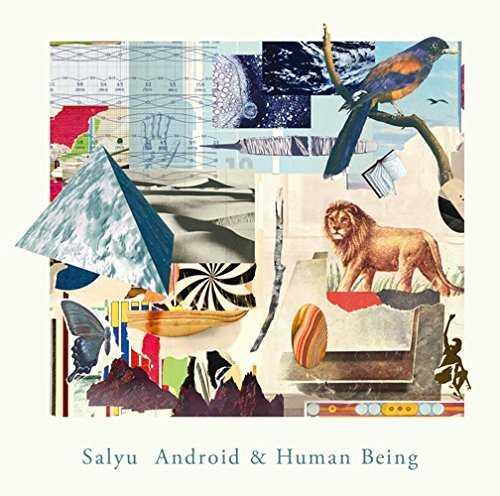 [Album] Salyu – Android & Human Being (2015.04.22 /MP3/RAR)