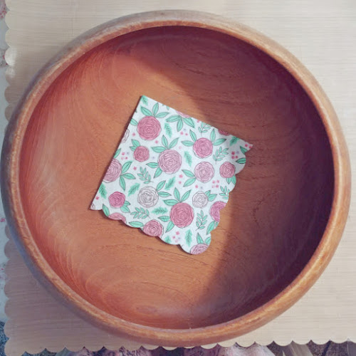 7 Days of Thrift Shop Flips - Day Six - Upcycled Bowl