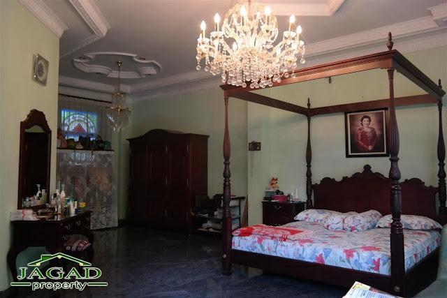 Rumah Mewah di Tengah Kota Yogyakarta