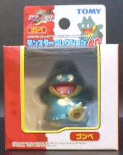Munchlax Pokemon figure Tomy Monster Collection AG series