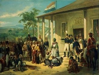 Sejarah Perang Diponegoro (1825-1830)   Sejarah Nasional Indonesia