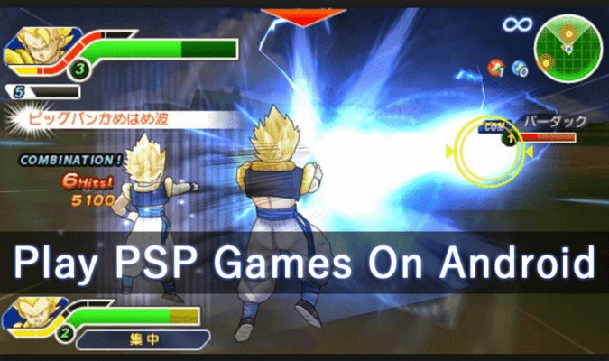 Emulator PPSSPP untuk Android