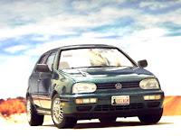 Volkswagen Golf VR6 - GL Revell 1/24